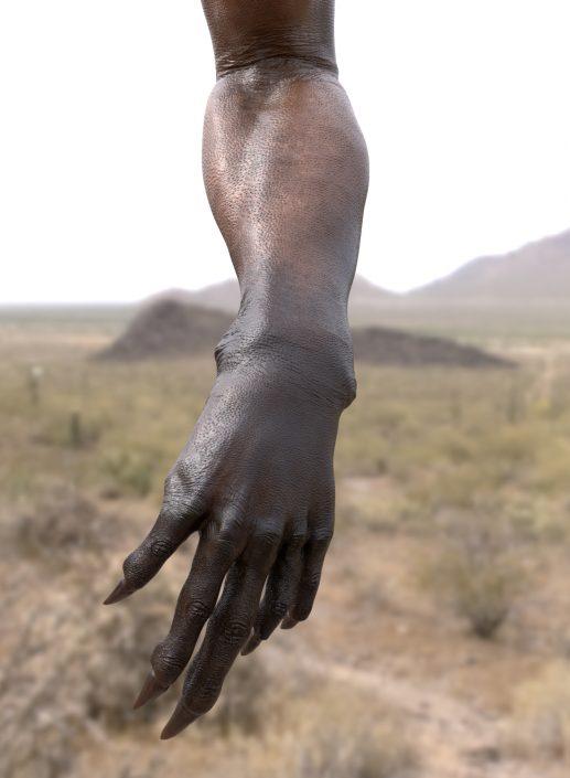 Creature Arm
